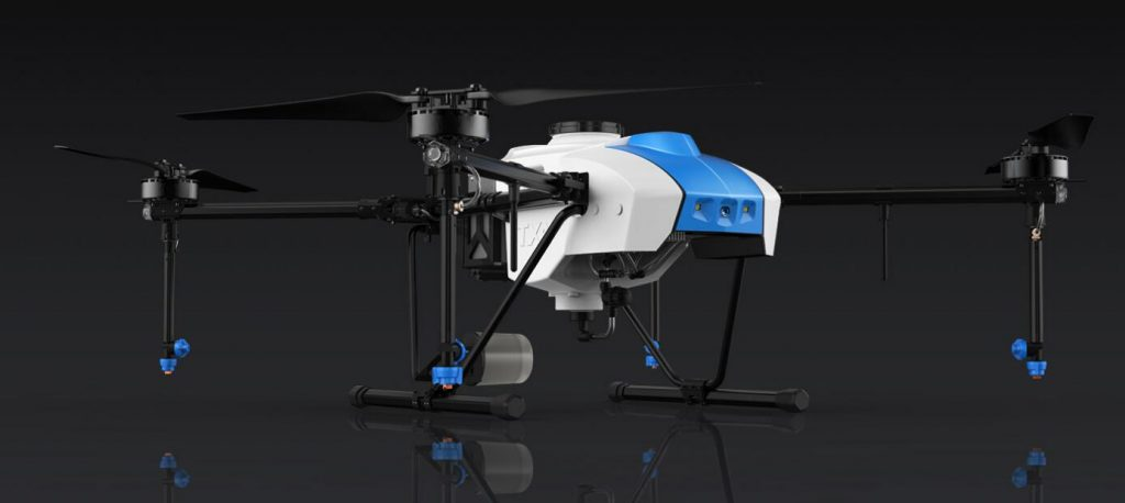 agriculture sparyig drone