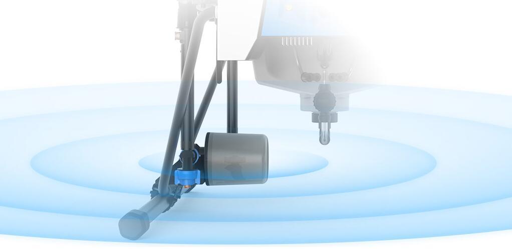 agriculture sprayer drone Radar