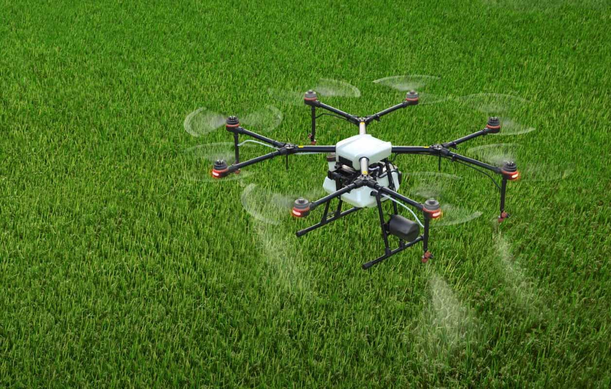 agriculture sprayer drone