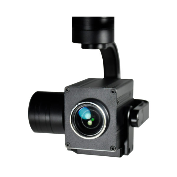 Drone UAV Ultraviolet UV gimbal camera payload