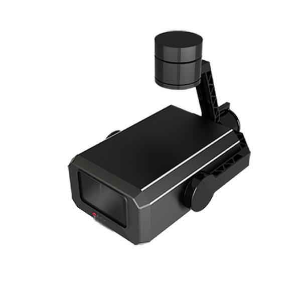 Drone Solar Blind UV Camera Sensor