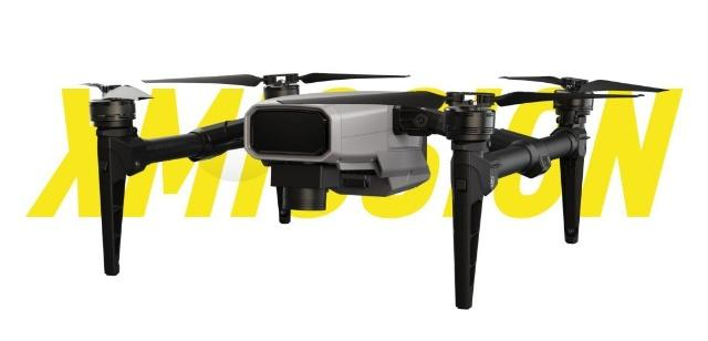 XAG X mission agriculture mapping uav