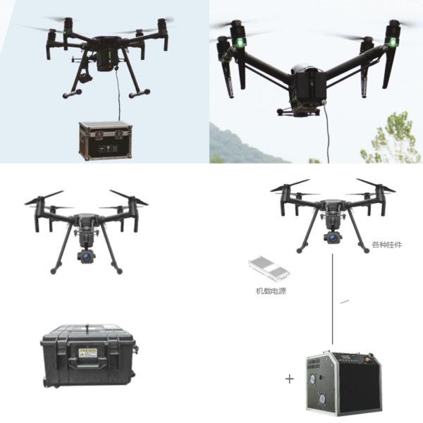 tethered drone UAV