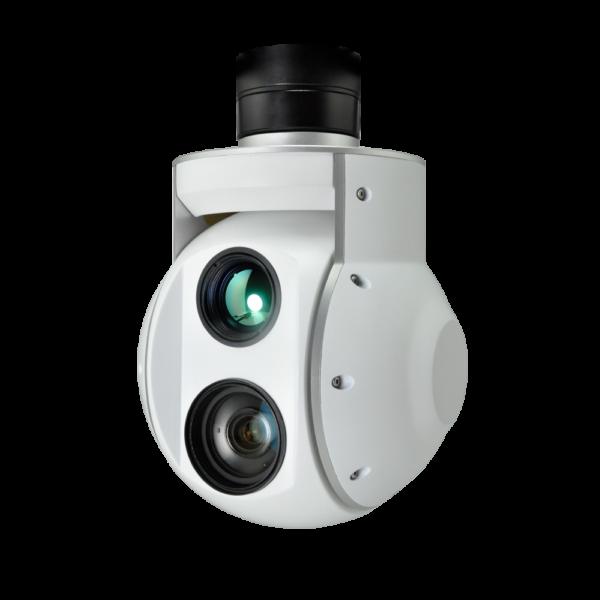 Infrared thermal imaging drone gimbal camera