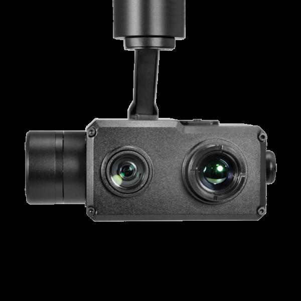 thermal imaging drone gimbal camera