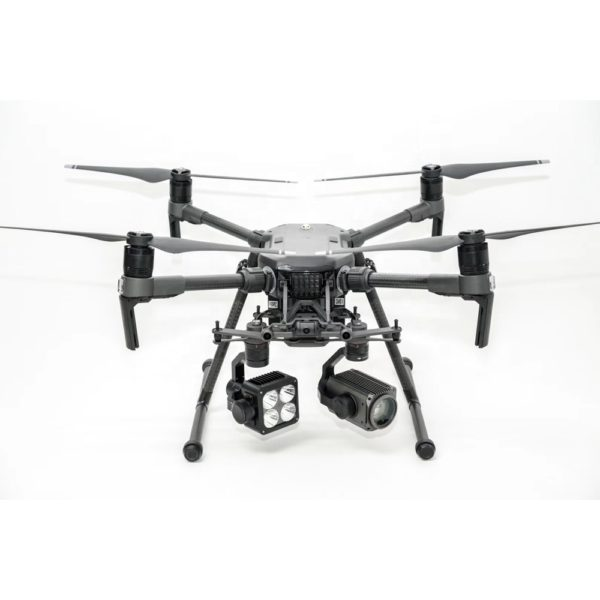 search and rescue spotlights DJI Matrice 200 210