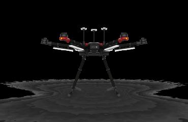 Tetehered drone DJI