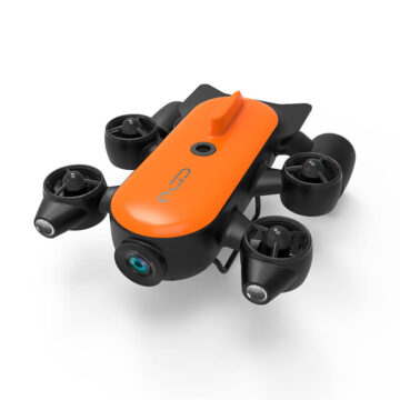 Geneinno Underwater drone ROV