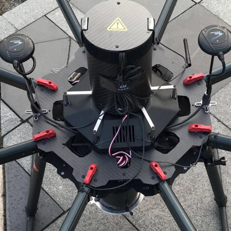 DJI Matrice 600 Pro parachute
