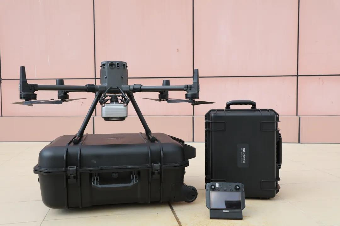 DJI Matrice 300 drone oblique photography Mapping Camera