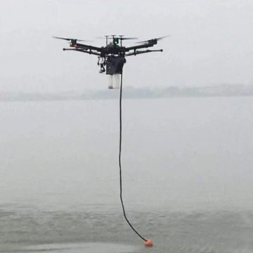 Drone water sampling collection