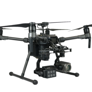 Multispectral camera DJI M200 M210