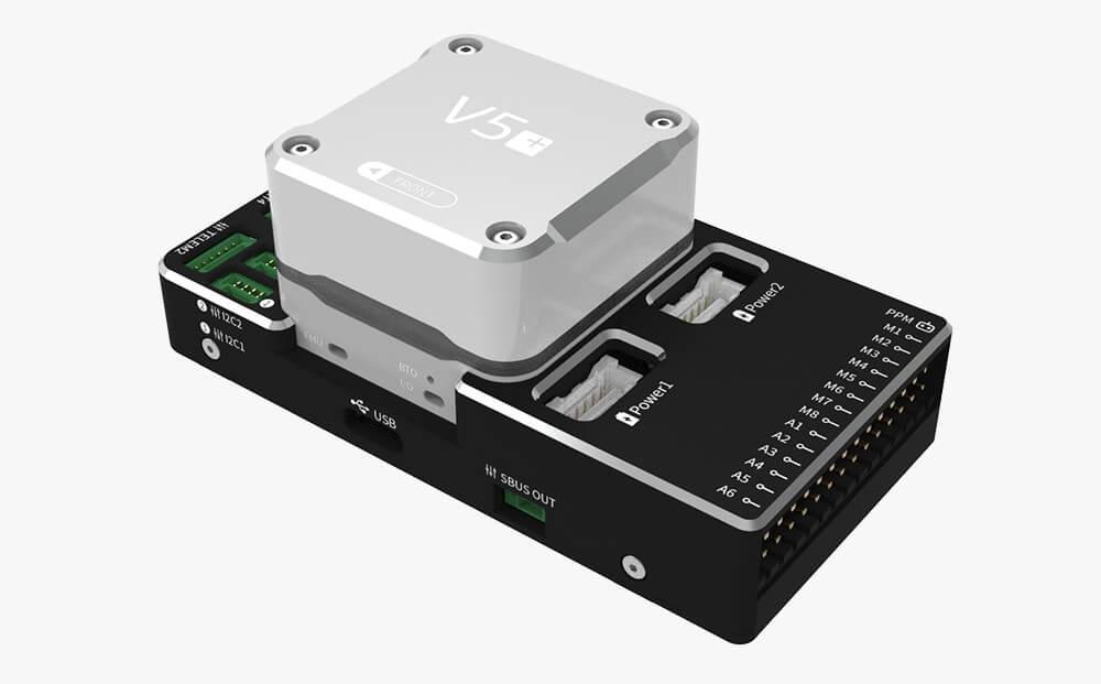 CUAV NEW V5+ Autopilot Pixhack Flight Controller