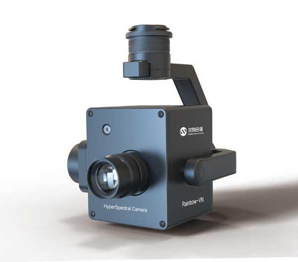 Hyperspectral camera for DJI Matrice 200 300RTK