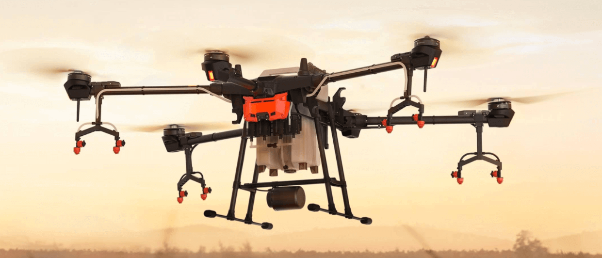 DJI T16 agriculture sprayer drone