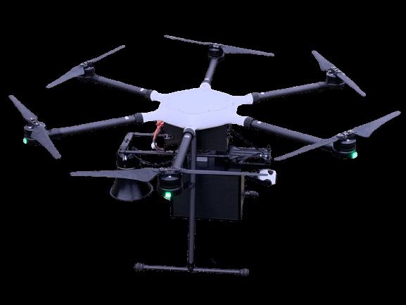 long time flight heavy load drone