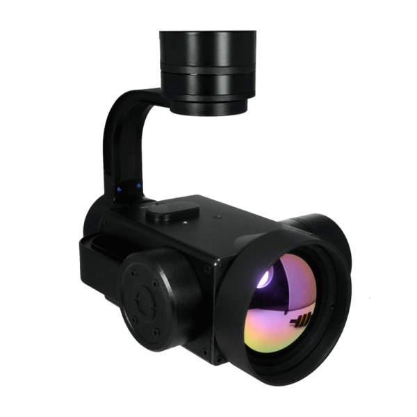 50mm lens thermal imaging drone gimbal camera