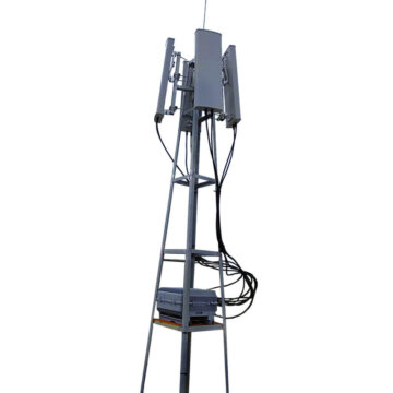 Drone Jammer Anti Drone frequency jammer signal block.