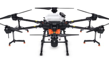 DJI T20 Agras agriculture drone