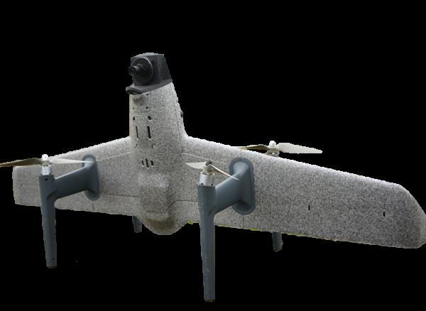 VTOL Mapping drone