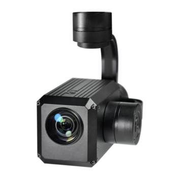 40X Zoom 4K drone gimbal camera with object tracking function